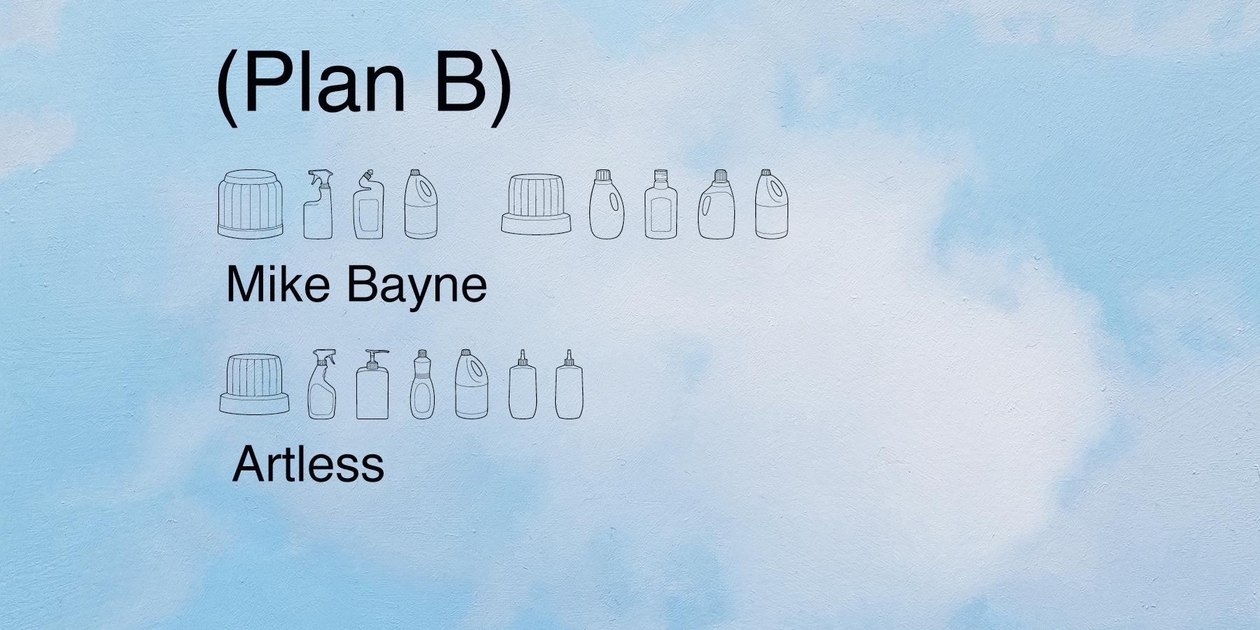 Mike Bayne: Artless