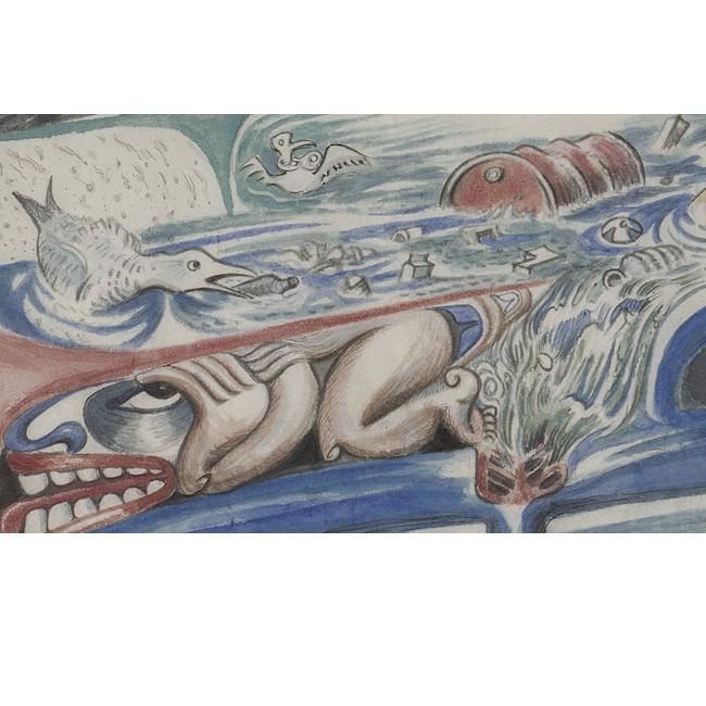 Michael Nicoll Yahgulanaas Artist Talk at the Royal BC Museum