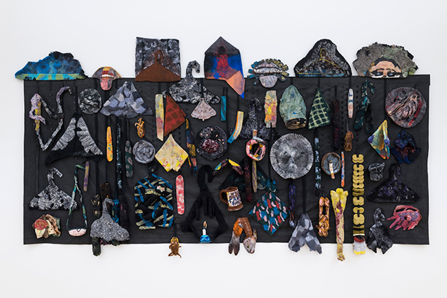 ARTFORUM – October 2018 – COMPRESSSION: Elana Herzog and Luanne Martineau at Western Exhibitions, Chicago