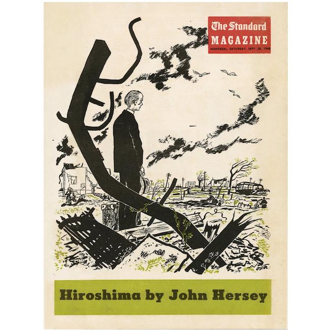 Oscar Cahén's Hiroshima Commission for The Standard Magazine
